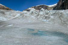 Nigardsbreen Glacier In Norway Royalty Free Stock Image
