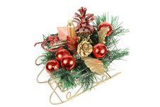 Christmas Sledge Royalty Free Stock Image