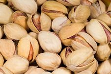 Free Nuts Royalty Free Stock Image - 3765086
