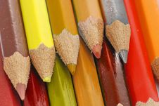 Free Colored Pencils Stock Photography - 3765172