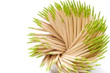 Free Toothpicks Stock Photos - 3765293