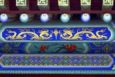 Free Cheng En Temple Of Beijing Royalty Free Stock Image - 3765476