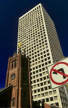 Free Skyscraper In San Francisco No.1 Stock Photo - 3766060