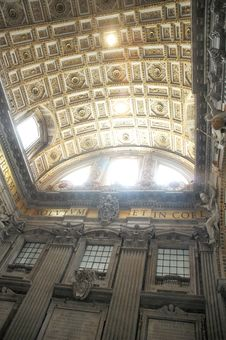 Free Vatican Royalty Free Stock Photo - 3766925
