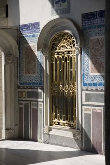 Free Detail In Istanbul Stock Images - 3768674