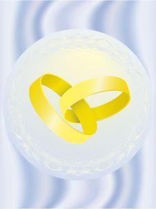 Free Gold Wedding Stock Photo - 3768750