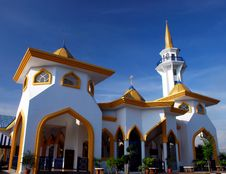 Free Mosque Stock Photography - 3769092