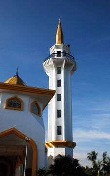 Free Mosque Stock Photography - 3769162