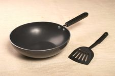 Free Pan For Cooking Royalty Free Stock Photography - 3769347