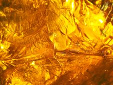Free Lucid Gold Royalty Free Stock Photo - 3769845