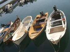 Free Boats Royalty Free Stock Photography - 3769857