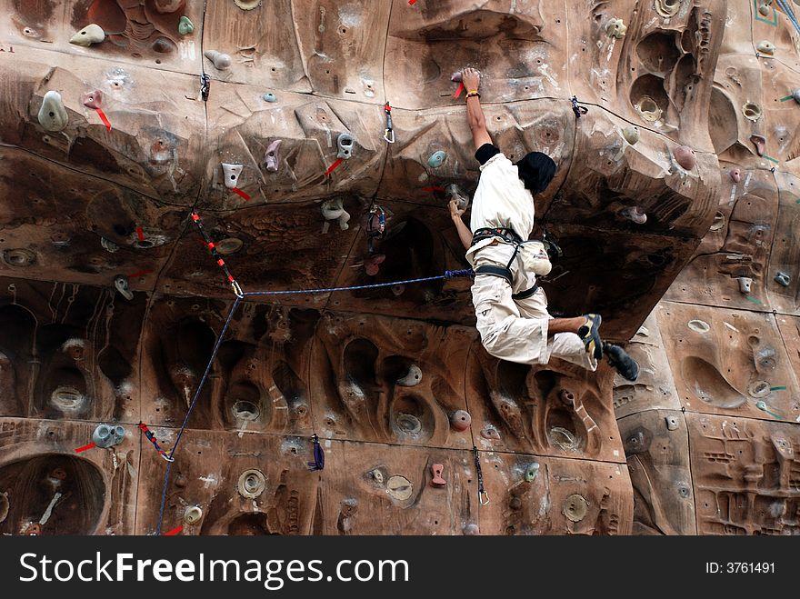 Mountain climber 5