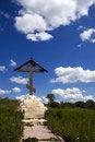 Free Cross And Blue Sky Stock Photo - 3775200