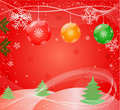 Free Christmas Abstract Vector Illustration Stock Photos - 3777953