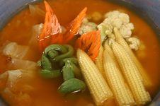 Free Thai Food Royalty Free Stock Photo - 3770665