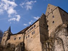 Free Castle Wiesentfels Royalty Free Stock Photos - 3770668