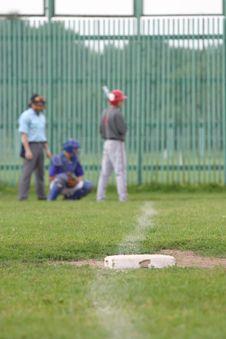 Free Baseball Royalty Free Stock Photos - 3771518