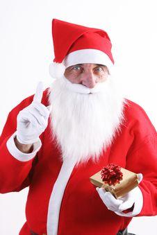 Free Santa Stock Image - 3772121