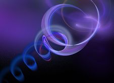 Free Abstract Fractal Spiral Stock Photography - 3772122