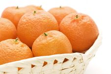 Free Orange Basket Stock Images - 3772184