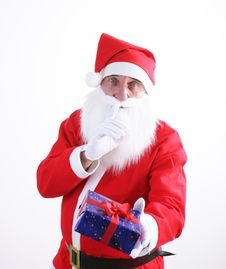 Free Santa Royalty Free Stock Images - 3772439