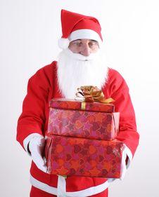 Free Santa Royalty Free Stock Photography - 3772917