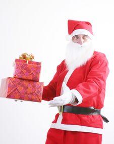 Free Santa Royalty Free Stock Images - 3773039
