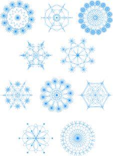 Free Snowflakes Stock Photos - 3773273