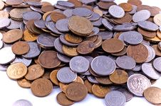 Free Coins3 Stock Images - 3773744
