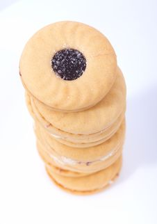 Free Biscuits Royalty Free Stock Image - 3775116