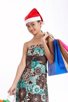 Free Shopping Bags Stock Image - 3775241
