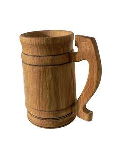 Free Wooden Mug Royalty Free Stock Photography - 3775667