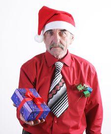 Free Santa Man Stock Photo - 3775840