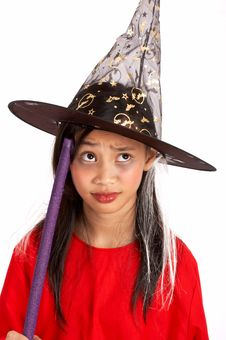 Free Witch Royalty Free Stock Images - 3776089