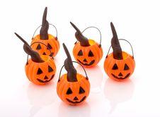 Free Pumpkins Stock Image - 3776161