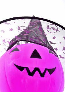 Free Pumpkin Hat Stock Image - 3776241
