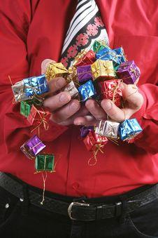 Free Presents Stock Image - 3776371