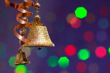 Free Bells Royalty Free Stock Photo - 3776535