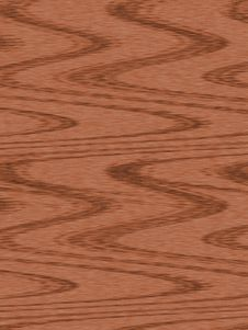 Cherry Wood Texture Stock Photography