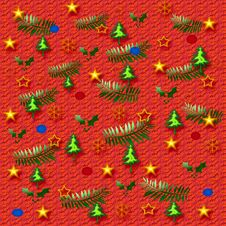 Free Christmas Gift Bag Stock Photos - 3777213