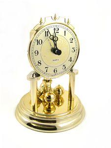 Free Quartz Clock Stock Photography - 3777252