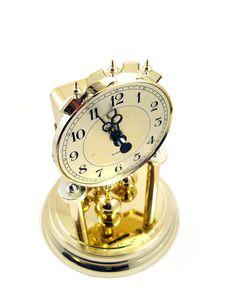 Free Quartz Clock Royalty Free Stock Image - 3777276