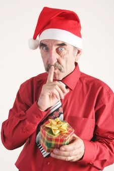 Free Santa Man Stock Photography - 3777762