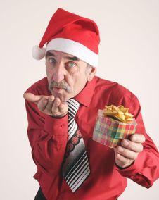Free Santa Man Stock Images - 3777844