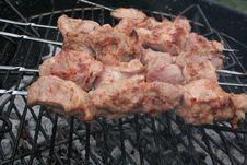 Free Shish Kebab Royalty Free Stock Photography - 3777867