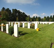 Free Brookwood Military Cemetery Royalty Free Stock Images - 3778179