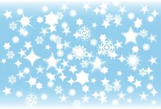 Free Snowstorm Background 2 Stock Photo - 3778370