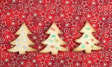 Free Gingerbread Cookies Stock Image - 3778811