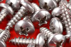 Free Stainless Self-tapping Screw Stock Images - 3779084