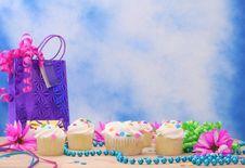 Free Cupcakes Royalty Free Stock Photos - 3779248